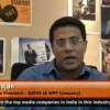 Which are the top media companies in India in Advertising?(Associate Vice President -BATES(A WPP Company))